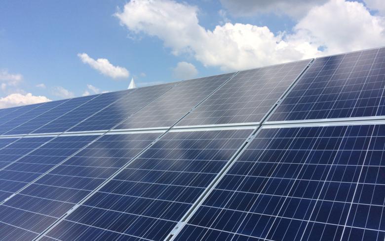 Adjusting Solar Panel Angles More Efficient